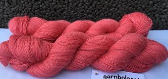 Alpackasilk - Röd #1 - Alpackasilk - Röd #1