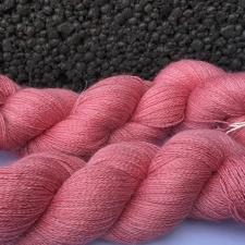Alpackasilk - Röd #3