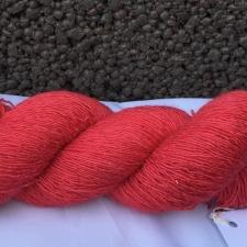 Filisilk - Röd