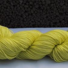 Merinosilk - Gulgrön