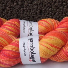 Superwashed Merino - Mixad