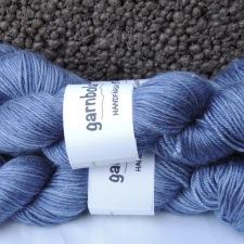 Silk Merino DK - Blå