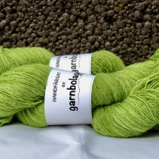 Filisilk - Skön grön