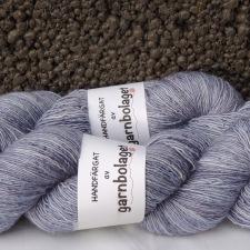 Filisilk - Blå batik