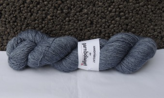 Filisilk - Blågrå - Filisilk - Blågrå