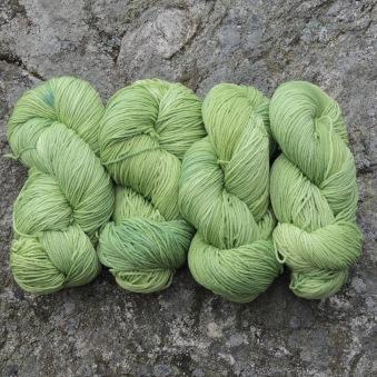High Twist - Vårgrön - High Twist - Vårgrön