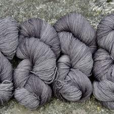 High Twist - Blyertsgrå