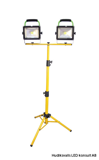 2 flood light