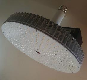 Industrilampa LR Pizza LED 120W -