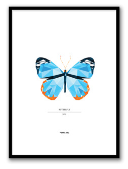 BUTTERFLY NO.2POSTER
