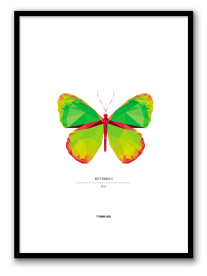 BUTTERFLY NO.1 POSTER