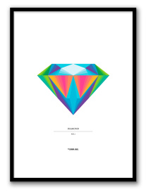 DIAMOND NO.1 POSTER