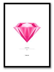 DIAMOND NO.2 POSTER