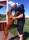 Hera pussar Robban juni 2013_01