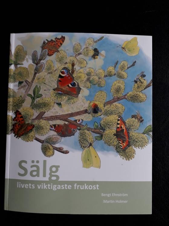 Sälg - Livets viktigaste frukost- text: Bengt Ehnström. Illustrationer. Martin Holmer