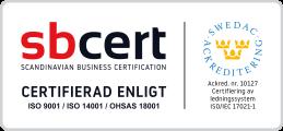 ISO 14001 - Miljö