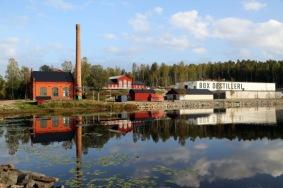 High Coast Destillery i Höga Kusten