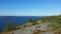 Utsikt mot sydväst. Foto: Mats Nilsson