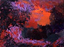 Akryl 38 x 28 cm  3000:-
