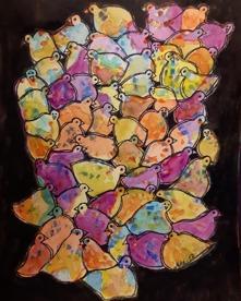 Akvarell 23x30