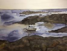Akvarell 40x30