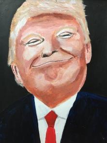 Donald 1.000kr 35x50 cm