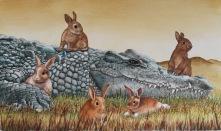 Krokodil och kaniner