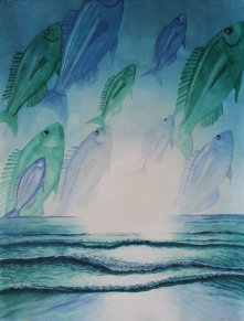 A Fishy Sky ll