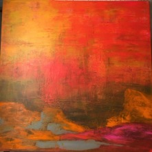 Abstract Landscape 50•50