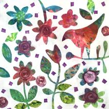 Flowerbird #1