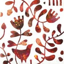 Flowerbird #5