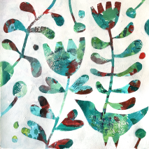 Flowerbird #2