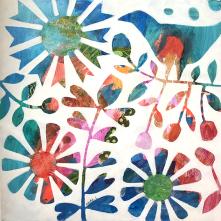Flowerbird #4