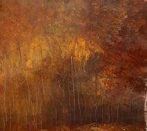 Acrylic on canvas 48x49