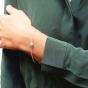 Leaf Drop Armband