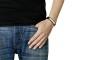 Sans Peur Leather Bracelet