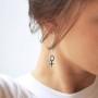 Women Unite Long Earrins