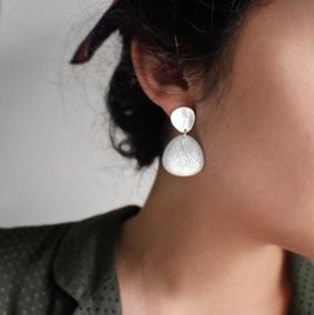 Moon Garden Earrings