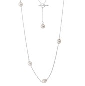 Le Pearl Long Necklace