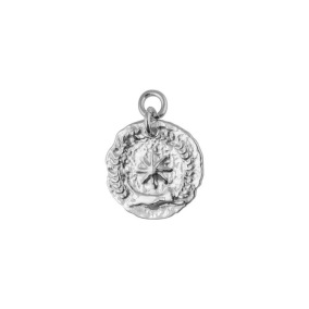 Victory coin pendant silver - Victory coin pendant silver