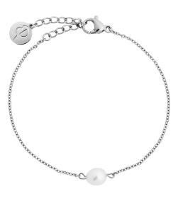 Perla Bracelet Steel