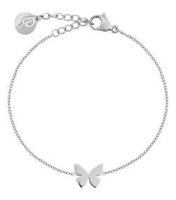 Papillon Bracelet Steel -