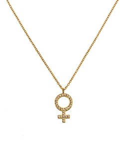 Me Necklace Gold