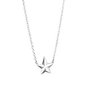 CATCH A FALLING STAR SINGLE NECKLACE -