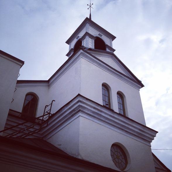 Vårdklockans kyrka, Visby.