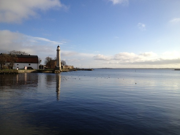 Beautiful Karlskrona in December sunshine!!!