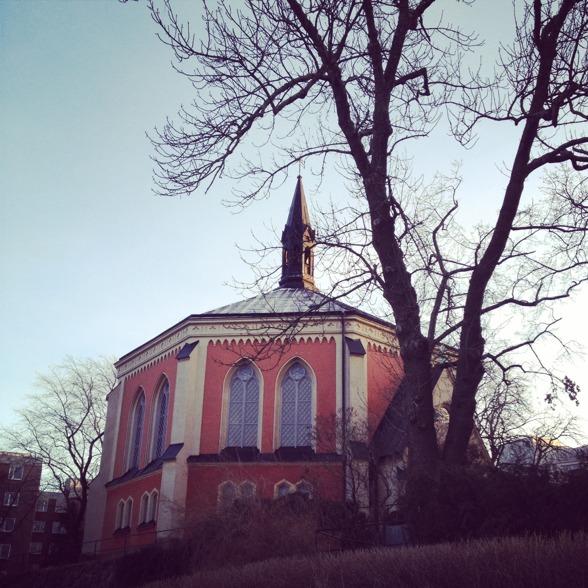 Ersta kyrka, Stockholm