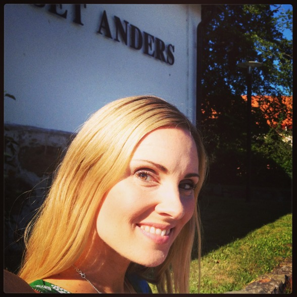 Hannah Holgersson at Kulturhuset Anders, Höör