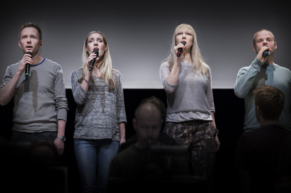 Anders Edenroth, Hannah Holgersson, Janna Vettergren and Morten Vinther.