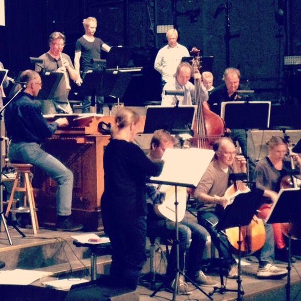 St Matthew Passion with Rebaroque at Folkoperan!